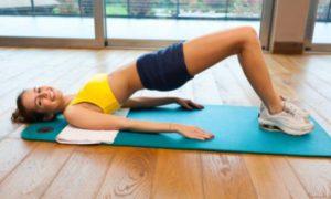 Упражнения для ягодиц предотвратят травмы ног