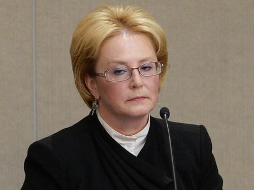 Вероника Скворцова рассказала, как оздоровить трудоспособное население