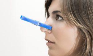 Почему забит нос, как избавиться от заложенности