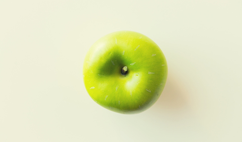 Яблоки защищают от рака