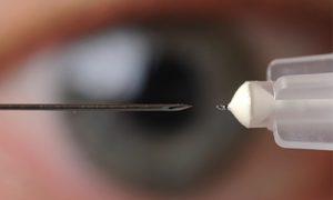 Девять пациентов института Гельмгольца ослепли