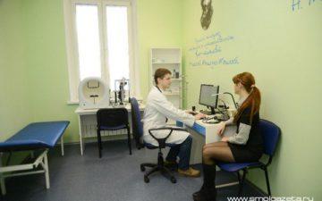 Министр здравоохранения наградила лучших врачей Смоленской области