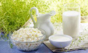 Кисломолочные продукты снижают риск развития аллергии