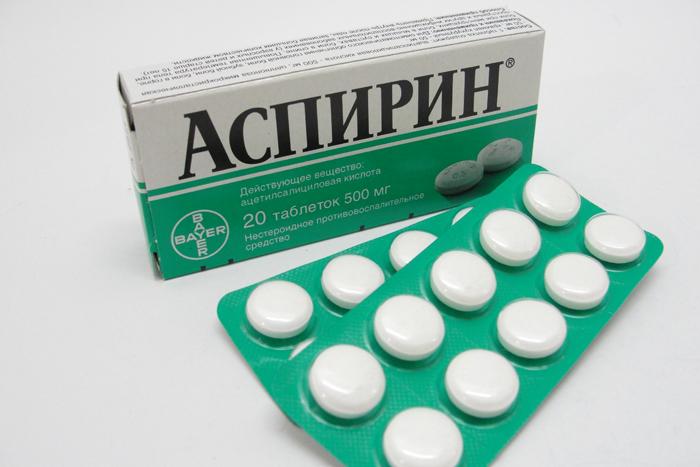 Аспирин останавливает рост опухоли слухового нерва