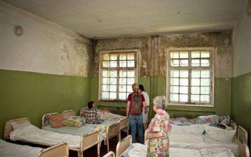 В Смоленской области могут построить новый корпус психиатрической больницы в Гедеоновке