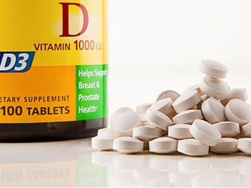 Польза пищевых добавок с витамином D сомнительна