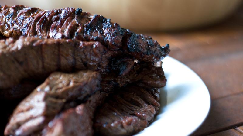 Жареное мясо вредит сердцу