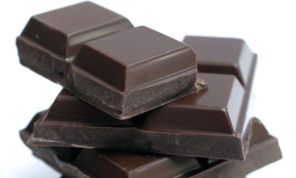 Черный шоколад защитит сердце