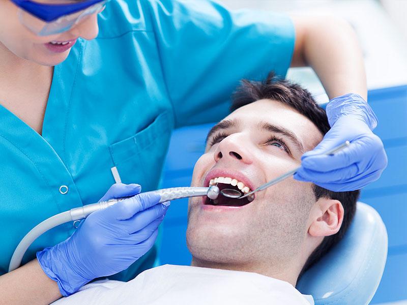 Здоровье рта – залог мужской силы