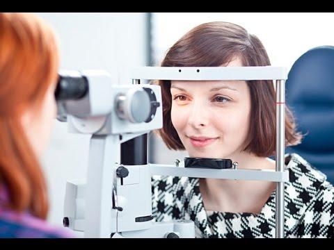 Как офтальмолог проверяет зрение?