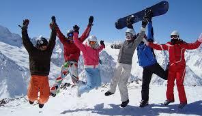 Отдых в России: 5 горнолыжных курортов