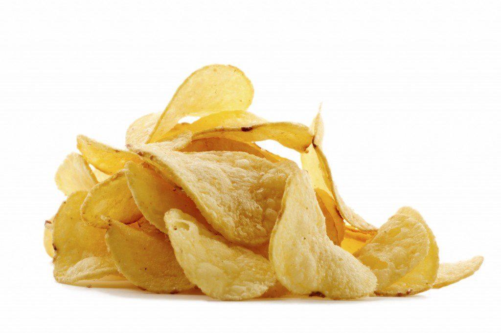 Картофель фри и чипсы вызывают рак