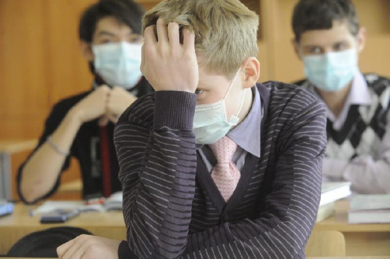 В Смоленске пять школ закрыты на карантин
