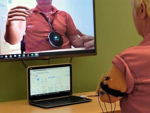 Виртуальная реальность справится с фантомными болями