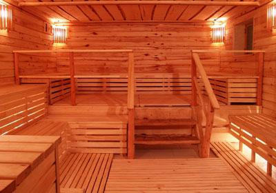 Как построить баню или сауну из дерева