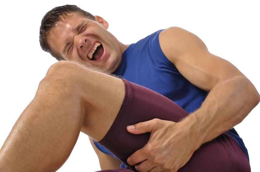 Основные причины растяжения мышц и связок