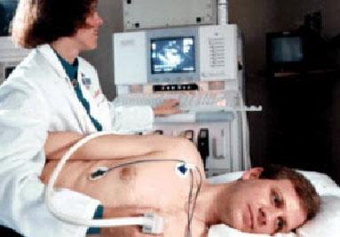 Ультразвуковая диагностика при сердечно-сосудистых заболеваниях