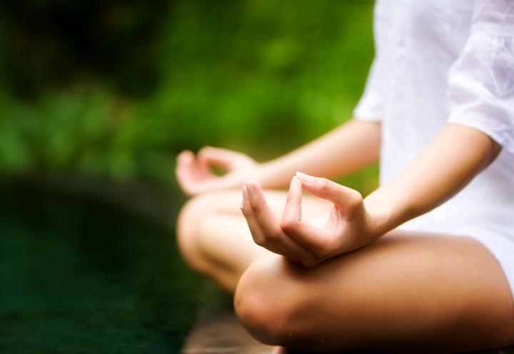Медитация меняет болевую чувствительность