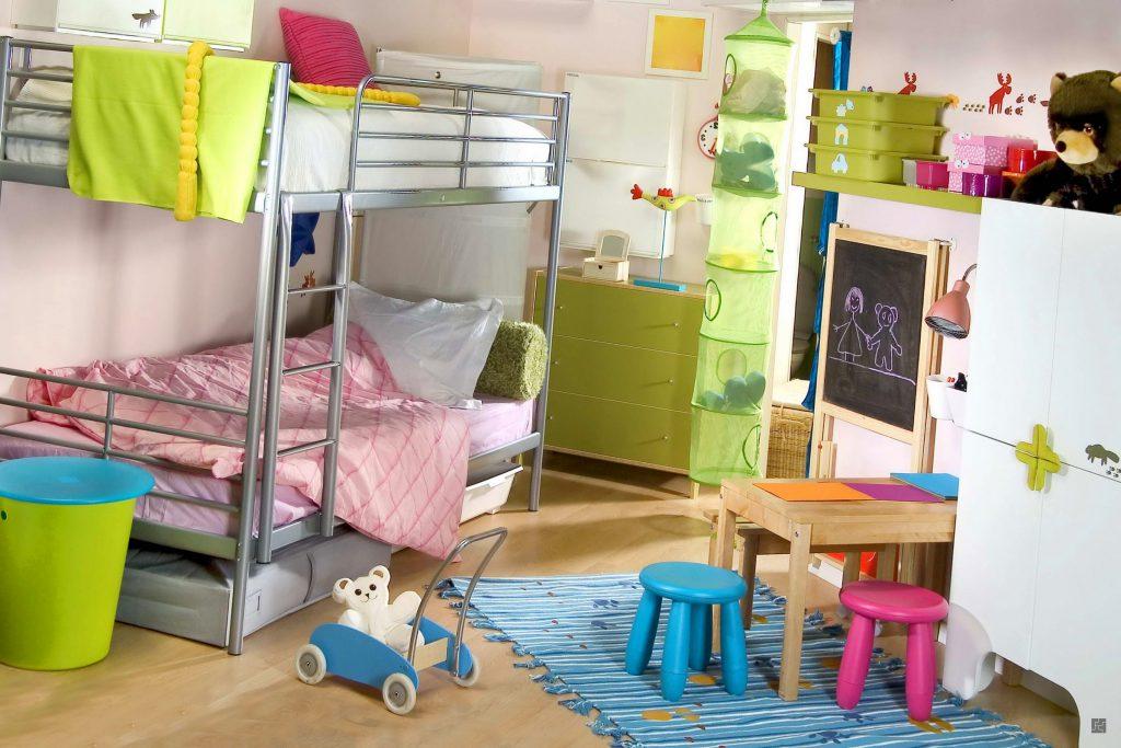 Детская комната для дошкольников