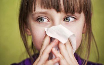 На Смоленщине гриппом продолжают болеть дошколята