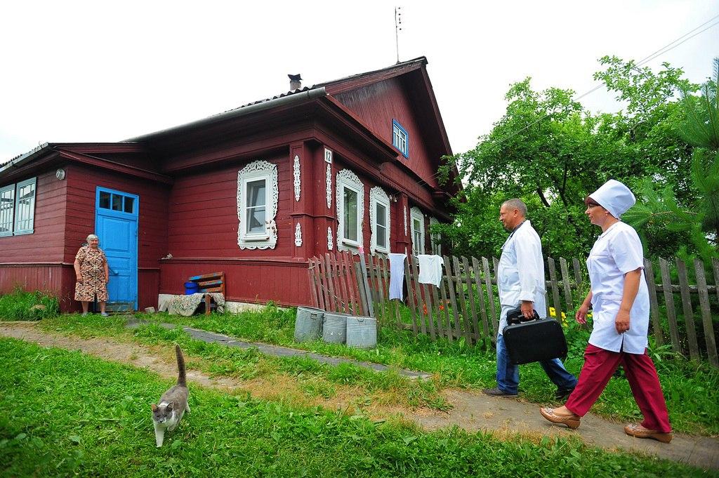 Совфед выступил за распространение программы «Земский фельдшер» на всю Россию