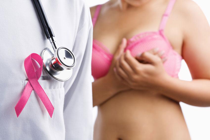 Запах тела может быть сигналом возникновения рака груди