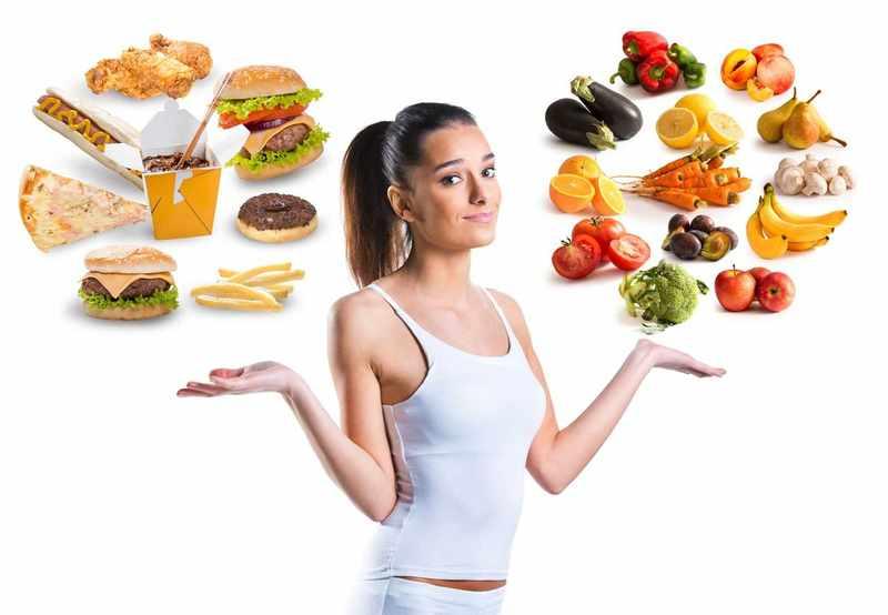 Правильный режим питания и заблуждения