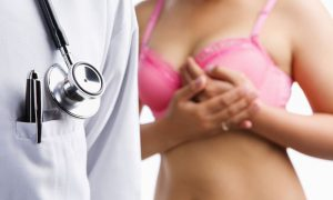 Рак груди не является наследственным