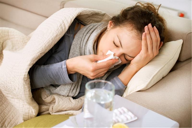 В Смоленской области увеличилось число заболевших гриппом и ОРВИ