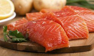 Употребление рыбы предотвращает инфаркт