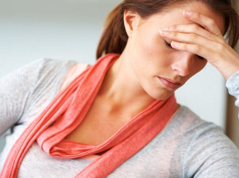 Женщины острее чувствуют боль