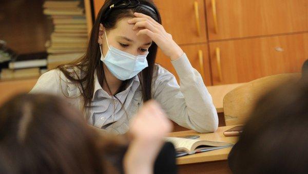 В Смоленске превышен эпидемический порог заболеваемости гриппом и ОРВИ среди детей