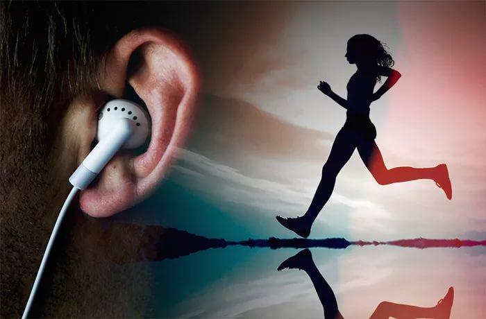 Музыка делает занятия спортом эффективнее