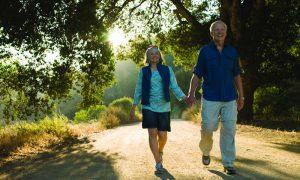 Ежедневные прогулки снижают риск развития рака