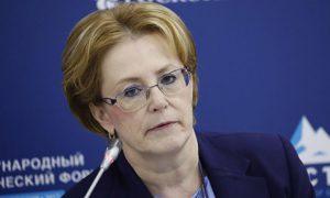 Скворцова рассказала, как идет борьба с фальшивыми лекарствами