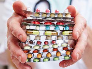 Импорт готовых лекарств в Россию вырос на 8,7%