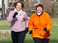 Умеренная физическая активность способствует улучшению зрения