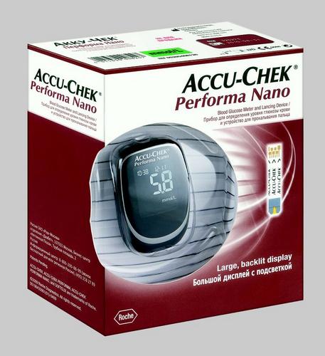 Оптимизация трат на диабет — глюкометры Акку-Чек Актив и Перформа Нано
