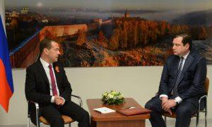 Дмитрий Медведев поддержал строительство нового корпуса Смоленской областной детской клинической больницы