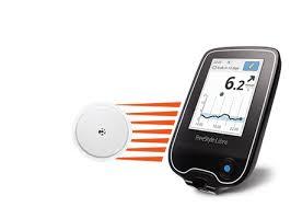Система FreeStyle libre для мониторинга уровня глюкозы в крови