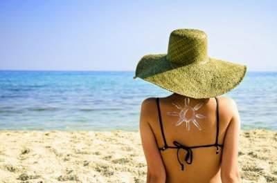 Как помочь коже при солнечном ожоге
