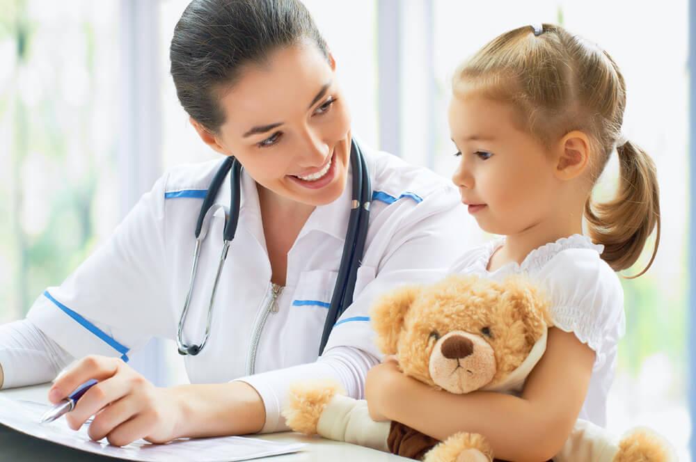 Немного о враче-педиатре
