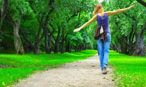 Прогулки снижают риск сахарного диабета