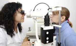 На основании осмотра глазного дна офтальмолог может сказать если у пациента полинейропатия