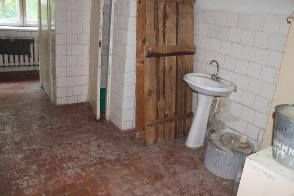 В Пригорской поликлинике половина помещений приходит в запустение