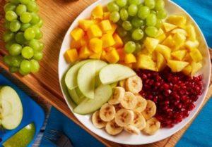 Не все фрукты одинаково полезны при похудении