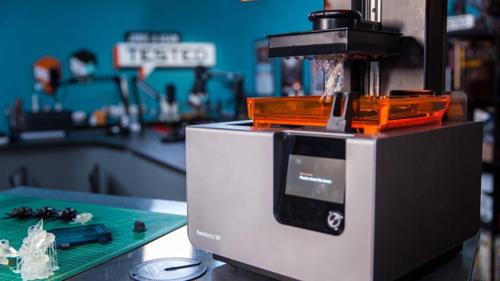 Программное обеспечение 3D-принтера Formlabs Form 2 и тонкости постобработки изготовленных изделий