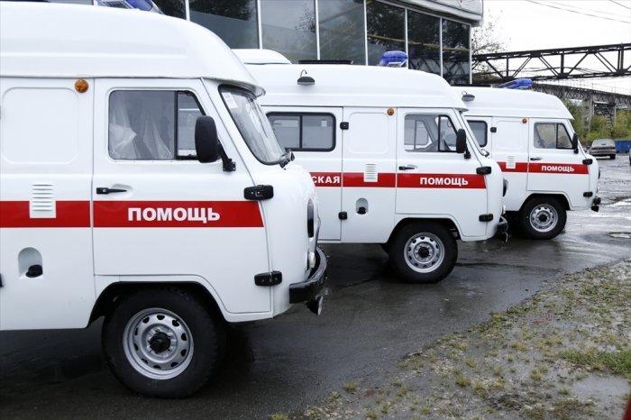 Смоленская область получит новые машины скорой помощи