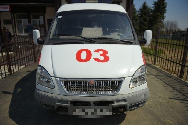 Четырехлетний ребенок пострадал в ДТП в Угре