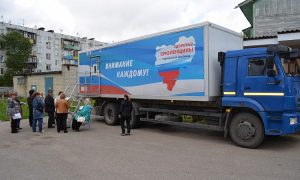 «Мобильная поликлиника» работала в Игоревской и Стешине